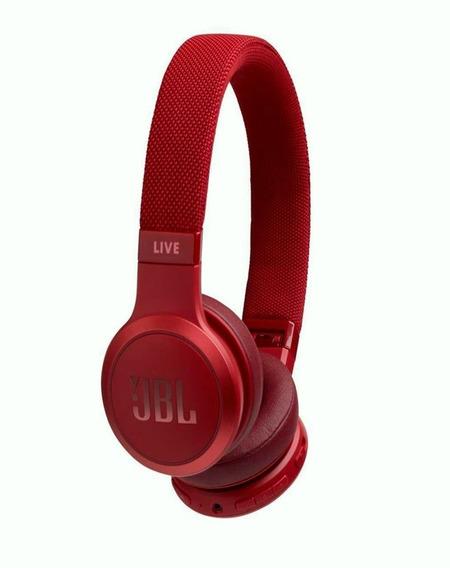 Fone De Ouvido S Fio Jbl Live 400bt Headphone - Jbllive400bt