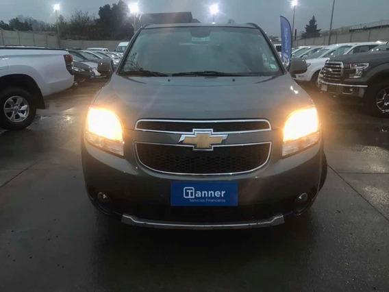 Chevrolet Orlando 2.0 Ls