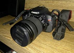 Camera Fotográfica Canon Eos T3i Rebel