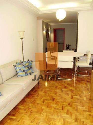 Apartamento Para Venda No Bairro Higienópolis Em São Paulo - Cod: Ja6713 - Ja6713