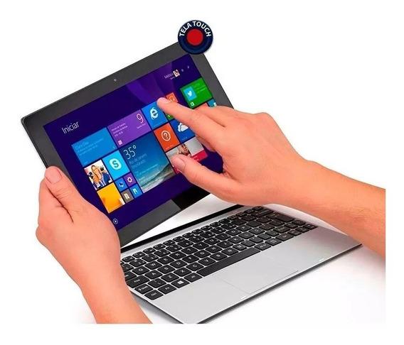 Notebook 2 Em 1 Tablet Positivo Duo Zx3015 16gb - Mostruário