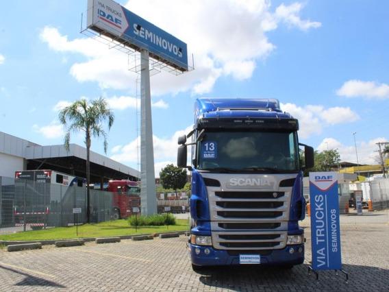 Scania R-440 R-440 A 4x2 3-eixos/a 6x2 2p(dies.) (e5)