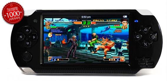 Consola Portatil Eony 8 Gb Juegos Precargados