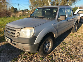 Ford Ranger 3.0 Cd Xl 4x2 Gris 2012 177.000 Km Roas