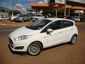 Ford Fiesta 1.6 Titanium Power Shift 2015