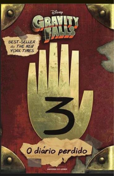 Diário Perdido De Gravity Falls, O - Vol 3