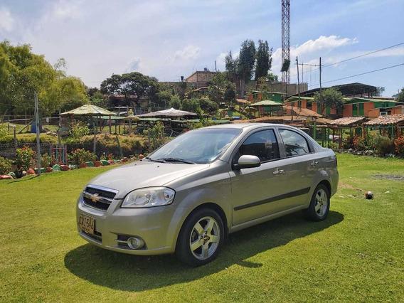 Chevrolet Aveo Emotion 2008