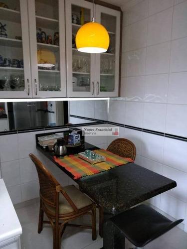 Imagem 1 de 30 de Cobertura À Venda, 200 M² Por R$ 1.220.000,00 - Água Fria - São Paulo/sp - Co0043