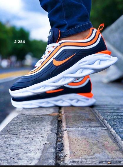 Zapatos Nike Deportivos Caballero Talla37-43 Moda Colombiana