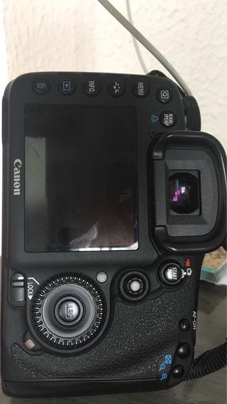 Camera Canon 7d 8000 Click