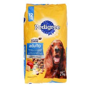 Alimento Para Perro Pedigree Adulto 21 Kg