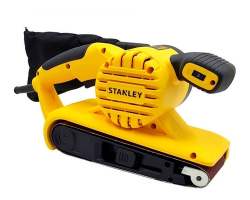 Lijadora De Banda Stanley Sb90 3  X 21  900w