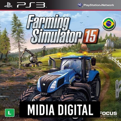 Farming Simulator 15 - Ps3 Psn*