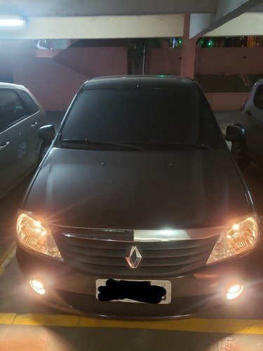 Renault Logan 2012 1.6 16v Expression Hi-flex Aut. 4p