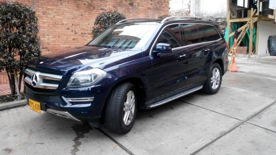Mercedes Benz Gl 500 Azul Nueva Único Dueño