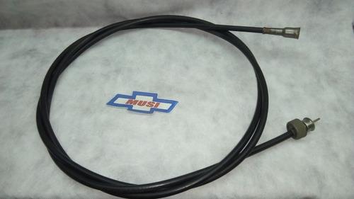 Cable Tripa De Velocimetro Chevrolet Americana 80/...3metros