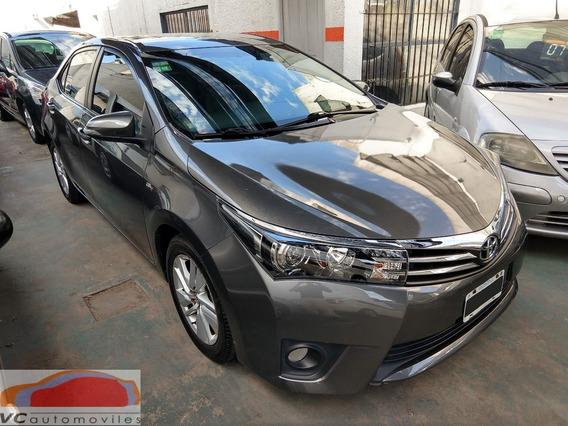 Toyota Corolla Xei 2016 Cvt Automático Navegador. Asombroso!