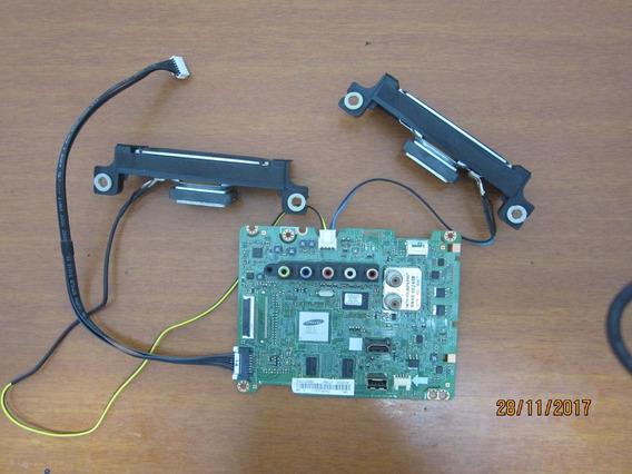 Placa Principal Tv Samsung Un39fh5205g E Par De Alto Falante