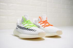 Off White X adidas Yeezy 350v2 Boost Frete Grátis