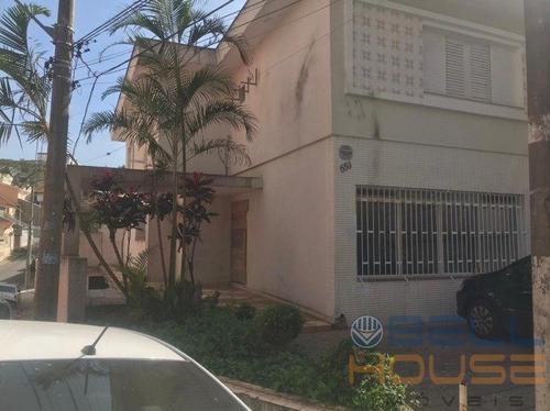 Imagem 1 de 15 de Sobrado - Centro - Ref: 25487 - L-25487