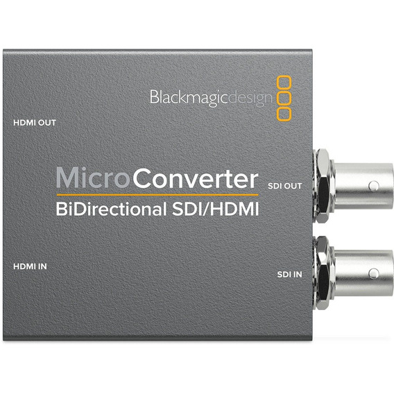 Blackmagic Design Micro Converter Bidirectional Sdi/hdmi