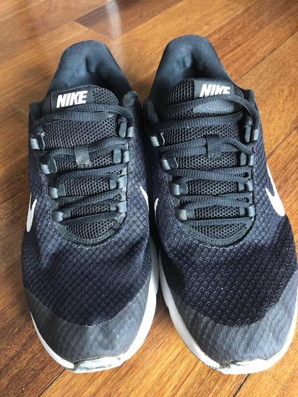 Tênis Nike Runallday Trainers Men Corrida Preto Bom Estado