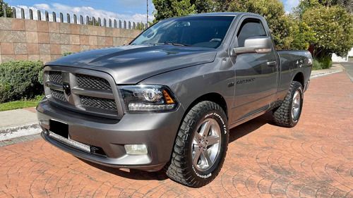 Imagen 1 de 12 de Dodge Ram 2500 2009 5.7 Pickup Slt Sport 4x4 At
