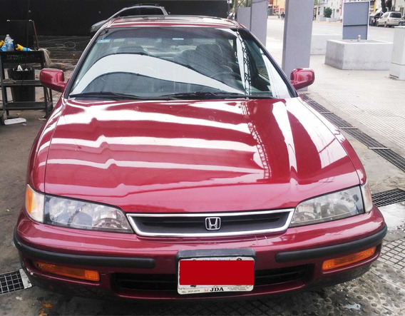 Honda Accord 2.2 Exr At 1997