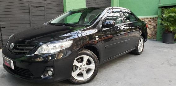 Toyota Corolla Gli 1.8 2014 Flex Automático