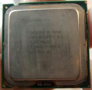 Procesador Intel Core 2 Duo E4500 2.20 Ghz