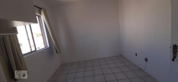 Apartamento Para Aluguel - Barreiros, 1 Quarto, 30 - 893069089