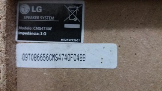 Caixas De Som Lg Cms4740f (par)