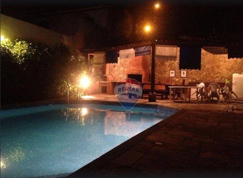 Imagem 1 de 19 de Casa Com 6 Dormitórios Para Alugar, 500 M² Por R$ 5.000,00/mês - Vila Santista - Atibaia/sp - Ca6073