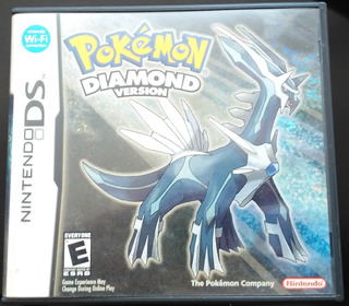 Pokemon Diamond Pokemon Diamante Ds 3ds + Regalo