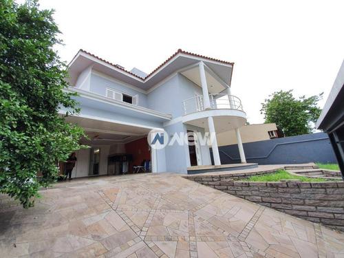 Imagem 1 de 30 de Casa Com 3 Dormitórios À Venda, 209 M² Por R$ 720.000,00 - Guarani - Novo Hamburgo/rs - Ca2717