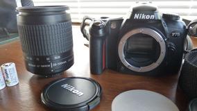 Câmera Fotográfica Analógica Nikon F75