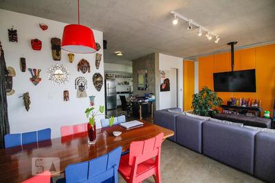 Apartamento No 19º Andar Mobiliado Com 1 Dormitório E 1 Garagem - Id: 892931477 - 231477