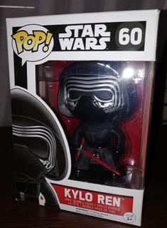 Funko Pop #60 Kylo Ren Star Wars