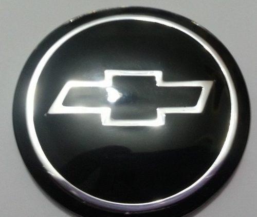 Emblema Gravata Acrilico Capo Omega- Linha Gm- Chevrolet