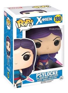 Funko Pop Xmen Psylocke 180 Original Funko Scarlet Kids