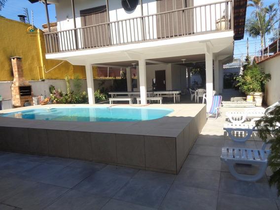 Casa Para Alugar No Bairro Enseada Em Guarujá - Sp. - Enl271-3