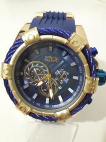 Relógio Masculino Invctaa + Caixa