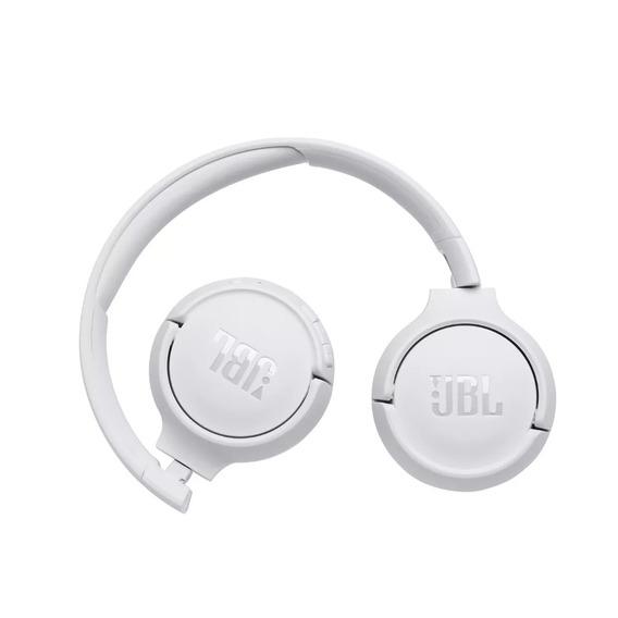 Fone De Ouvido Com Bluetooth Jbl T500bt Branco