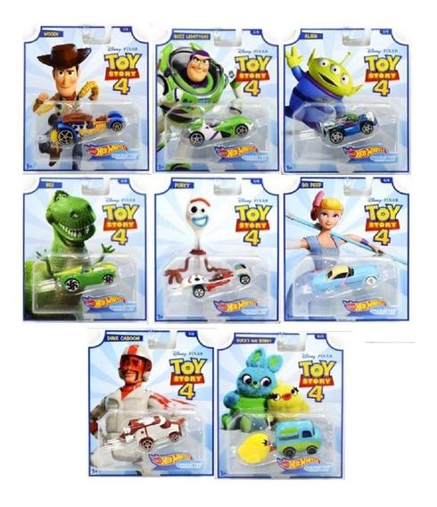 Hotwheels Toy Story 4 Buzz Lightyear Nuevo 2/8 Original