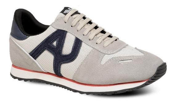 Tenis Masculino Armani Jeans Jogging Jogger - Modelo Novo