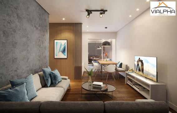 Apartamento Em Barueri De 74 Metros, Com 3 Quartos E 2 Vaga No Varandas Aldeinha - Ap00061 - 34386888