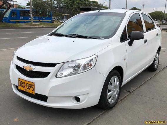 Chevrolet Sail Lt 1400cc Mt Aa Ab Abs Dh Fe