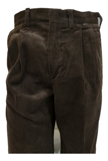 Pantalones De Corderoy Hombre Regular Fit