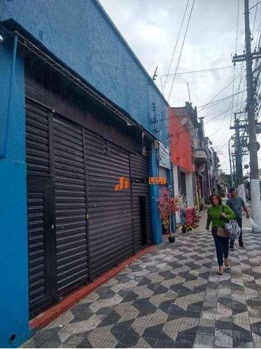 Imagem 1 de 5 de Salão À Venda, 490 M² Por R$ 2.756.000,00 - Tatuapé - São Paulo/sp - Sl0011