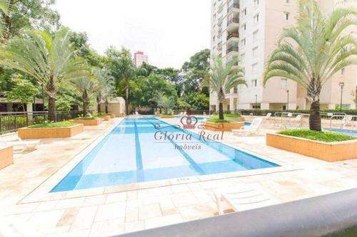 Apartamento Com 3 Dormitórios À Venda, 82 M² Por R$ 625.000,00 - Freguesia Do Ó - São Paulo/sp - Ap0682
